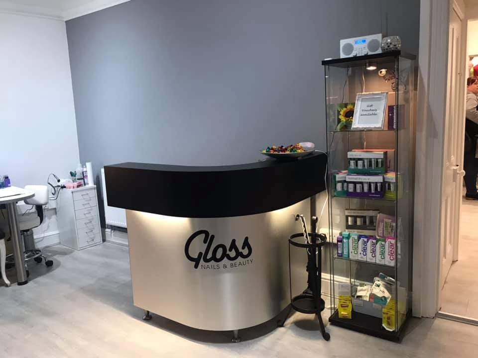 Gloss Beauty and Nails Ilkeston